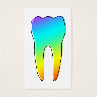oddRex dentistry Business Card