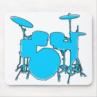 oddRex drums Mouse Pad