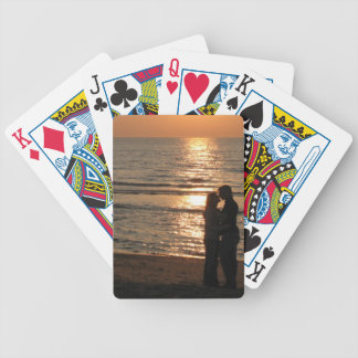 Ode to lovers bicycle playing cards