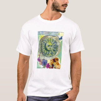Ode to The Sun, Ode To The Sun by Angela Petruncio T-Shirt