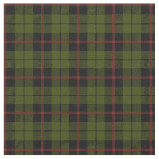 odee army green red stripe plaid print2 fabric