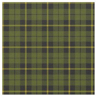 odee army green yellow stripe plaid print2 fabric