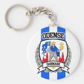 Odense Keychain
