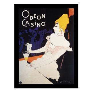 Odeon Casino Postcard
