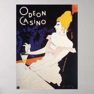 Odeon Casino Poster