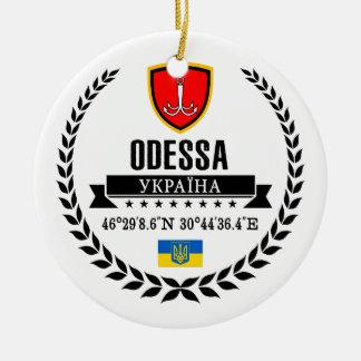 Odessa Ceramic Ornament