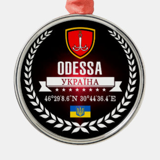 Odessa Metal Ornament