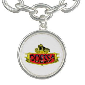 Odessa Ukraine Opera  Charm Bracelet