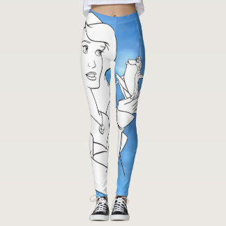Odette and Jean-Bob Leggings