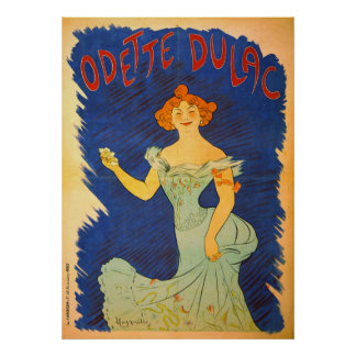 Odette Dulac 1903 Posters