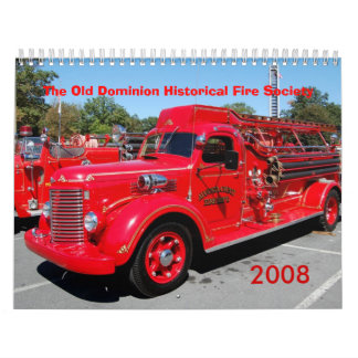 ODHFS 2008 - Single pic per month Wall Calendars