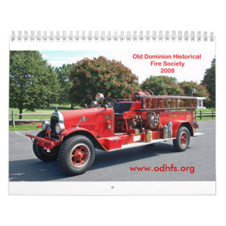ODHFS 2009 Multi-pics Wall Calendars