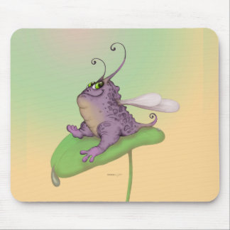 ODILE CUTE ALIEN CARTOON MOUSE PAD
