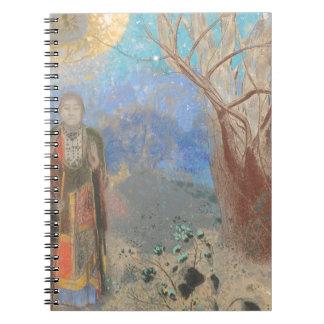 Odilon Redon: Le Bouddha, The Buddha Notebooks