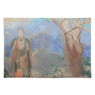 Odilon Redon: Le Bouddha, The Buddha Placemat