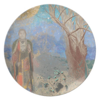 Odilon Redon: Le Bouddha, The Buddha Plates