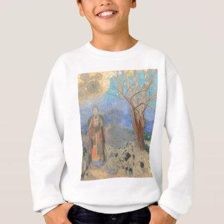 Odilon Redon: Le Bouddha, The Buddha Sweatshirt