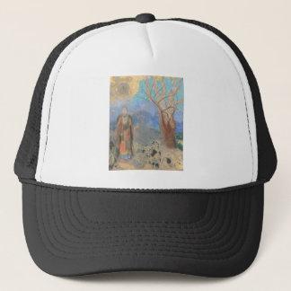 Odilon Redon: Le Bouddha, The Buddha Trucker Hat