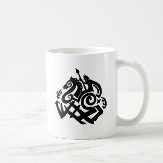 Odin and Sleipnir Coffee Mug