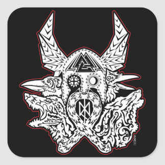 Odin - Emblem Sticker