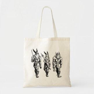 Odin, Freyja & Thor