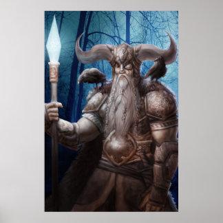 Odin - large poster