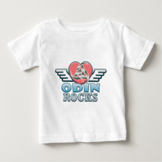 Odin Rocks Baby T-Shirt
