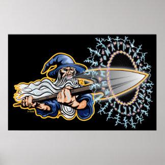 Odin - Runeblast - Poster