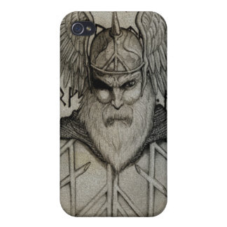 Odin the All-Father iPhone 4 Covers