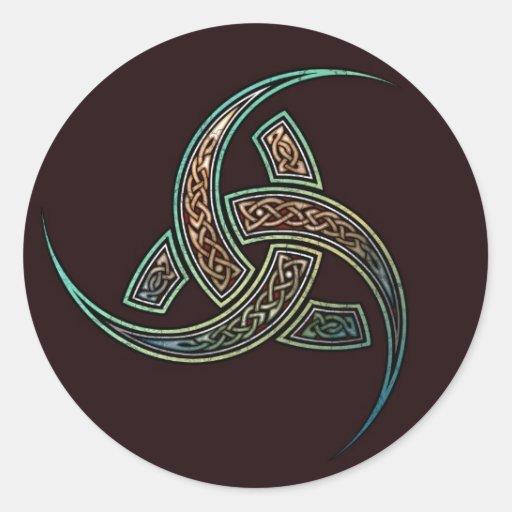 Odins Horn Stickers Zazzle
