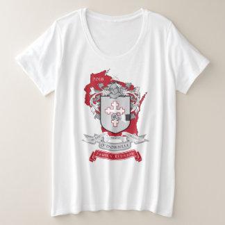 O'Donnell Family Reunion Women's Plus-Size Basic T Plus Size T-Shirt