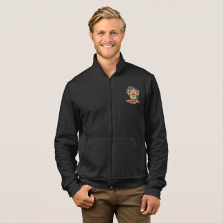 O'Donnell Men's American Apparel California Fleece Jacket