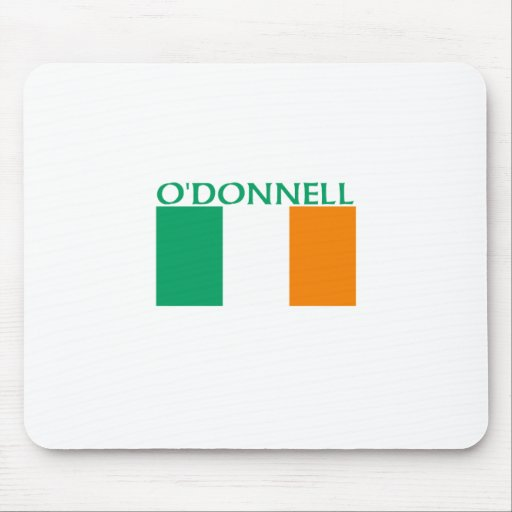O'Donnell Mousepad