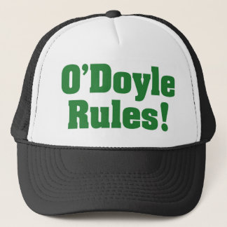 O'Doyle Rules hat