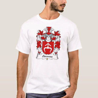 Odrowaz Family Crest T-Shirt