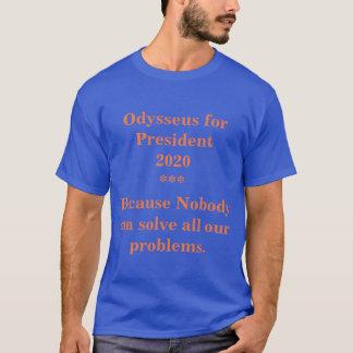 Odysseus for President T-Shirt