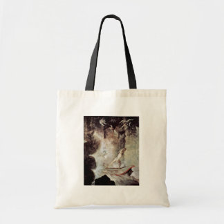 Odysseus In Front Of Scylla And Charybdis (See Als Tote Bag