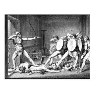 Odysseus Postcard