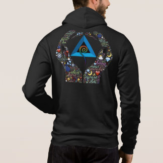 Odyssey of Ascension - Love Hands Hoodie
