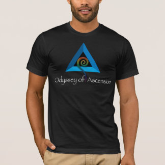 Odyssey of Ascension - Mens T - Black T-Shirt