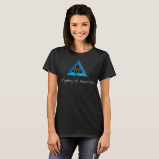 Odyssey of Ascension - Women's T - Black T-Shirt