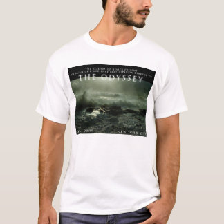 odyssey reading -frontonly T-Shirt