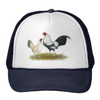 OE Game Blue Silver Wheaten Trucker Hat