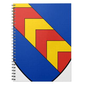 Oedenheim Spiral Notebook