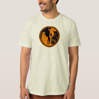 Oedipus and the Sphinx T-Shirt