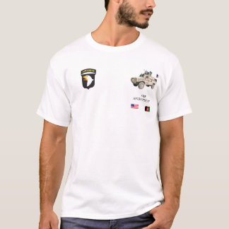 OEF AFGHANISTAN\AIRBORNE 1 T-Shirt