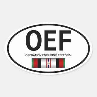 OEf Sticker