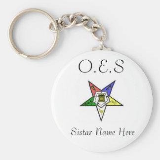 OES Keychain