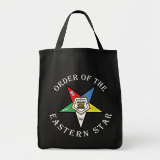 OES LETTERED Grocery Bag