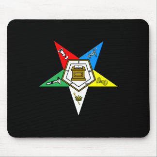OES Order of the Eastern Star Mouse Pad